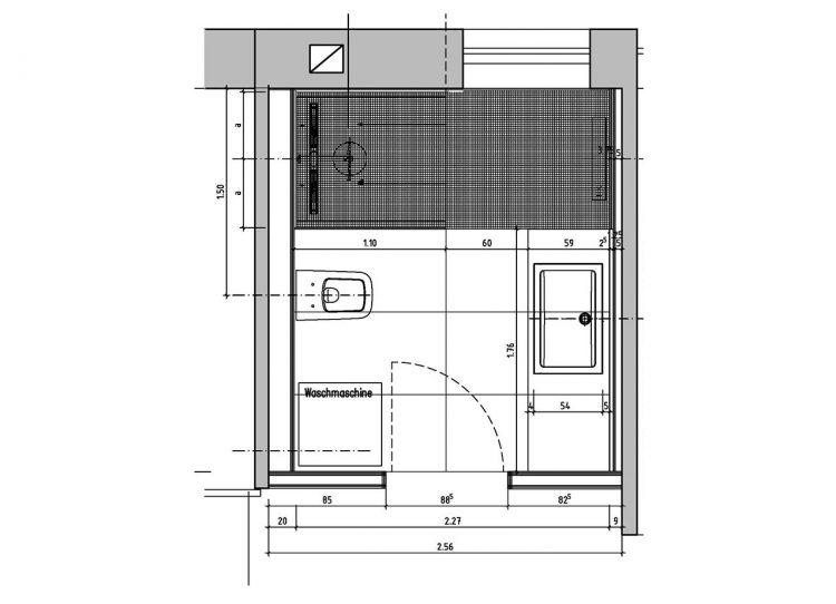 Ausweich-Bad Umbau Hausmann
