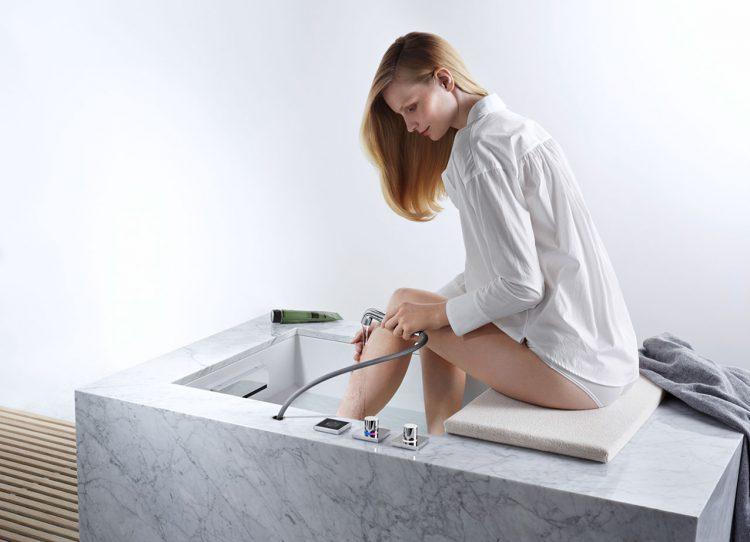 Ein Badezimmer für Ihre Gesundheit