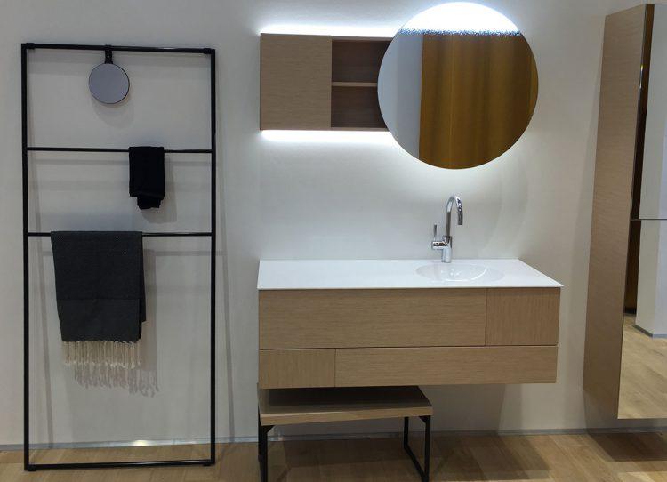 leichtes layout kennzeichnet eine neue badm bellinie namens coco. Black Bedroom Furniture Sets. Home Design Ideas