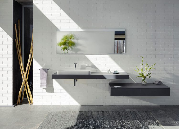 Komfortzone Badezimmer