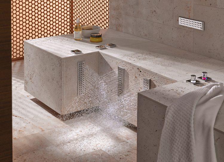 Duschen als Gesamtkunstwerk