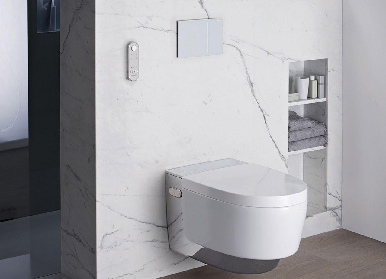 ein wc mit wellnessfaktor wird auch dusch wc genannt. Black Bedroom Furniture Sets. Home Design Ideas
