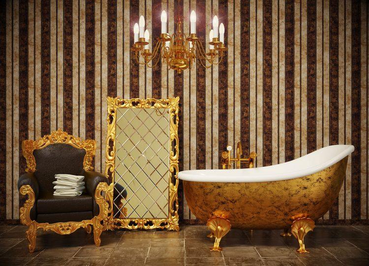 am tag des bades dreht sich alles um das bad als gesundbrunnen. Black Bedroom Furniture Sets. Home Design Ideas