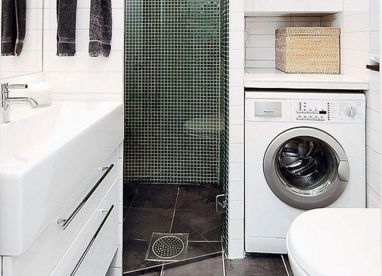 Quo Vadis Waschmaschine Wohin Bloss Im Bad Mit Der Weissen Ware