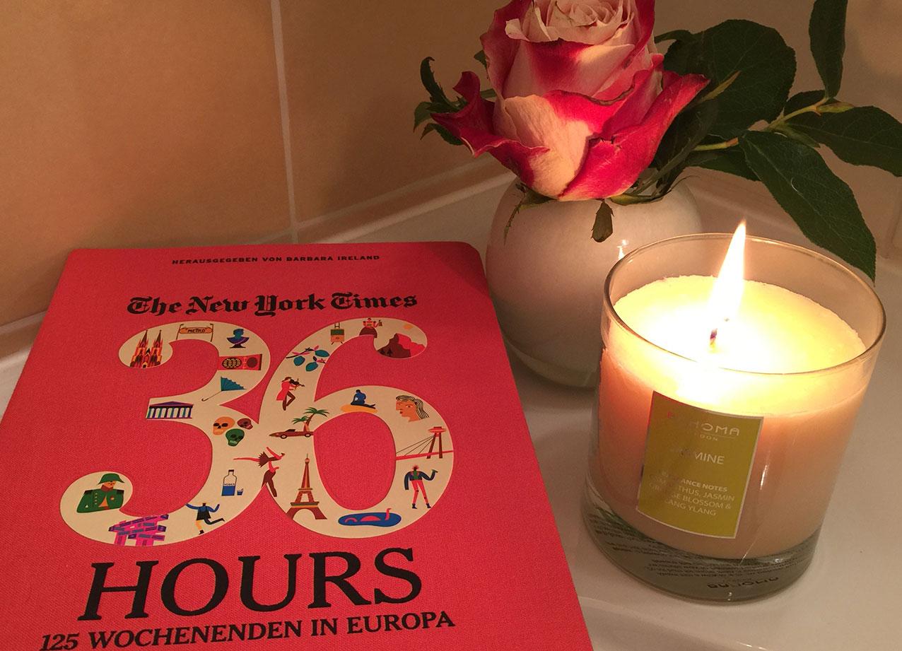 the new york times 36 hours liefert 125 reiseideen in die badewanne. Black Bedroom Furniture Sets. Home Design Ideas