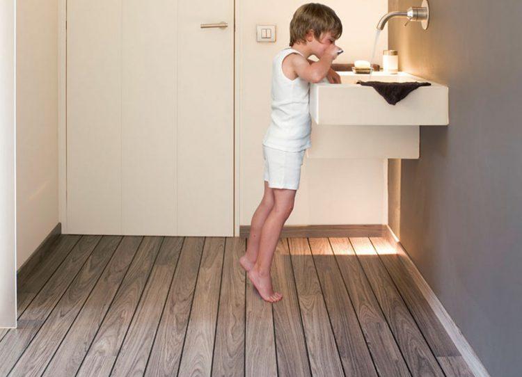 Ein Hoch Auf Den Boden Im Bad Eine Flache Viele Moglichkeiten