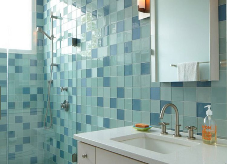 wir lieben gr n die trendfarbe die die natur ins badezimmer holt. Black Bedroom Furniture Sets. Home Design Ideas