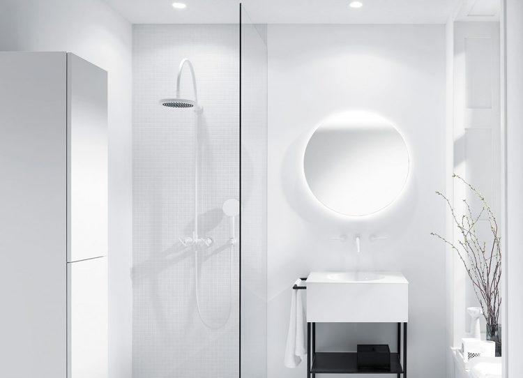 wo erhellendes entsteht im badezimmer wo sonst ob unter der dusche in der wanne oder einfach. Black Bedroom Furniture Sets. Home Design Ideas