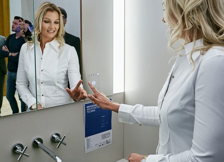 Hotspot Badezimmer