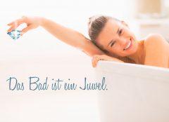 Liebeserklärung ans Bad
