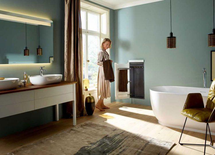 Heizkörper fürs Badezimmer