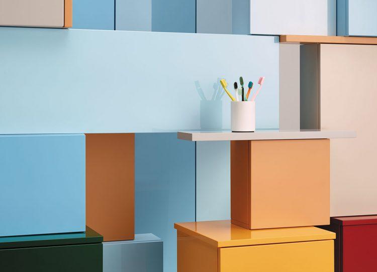 Im Farbbad 2019: So einfach klappt das Styling mit Farben.