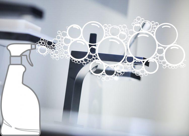 Hygiene im Bad - aber richtig